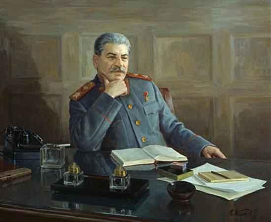 Сталин личный кабинет