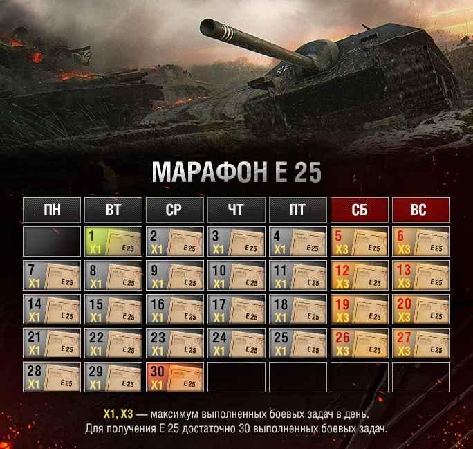 marafon e-25