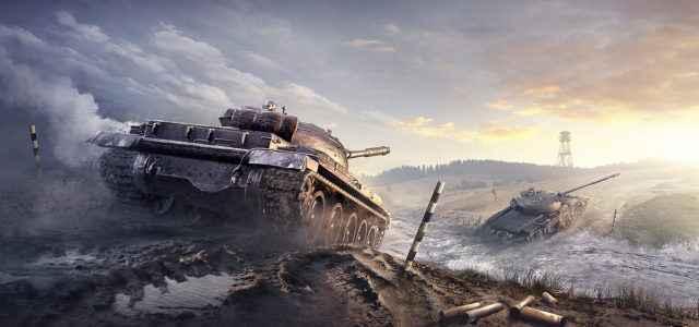 x5 и скидки на технику в честь Дня танкиста