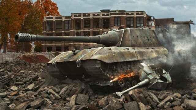 Самые лучшие ПТ-САУ 10 уровня. Обзор ТОП танков