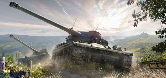 В бой на AMX 13 105 (15 февраля - 1 марта)