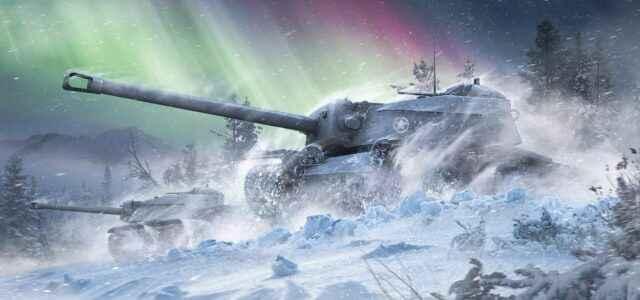 В бой на T110E4 (акция 1-15 февраля)