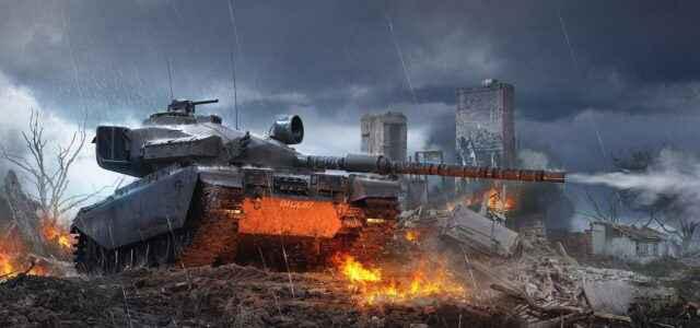 В бой на Centurion Action X