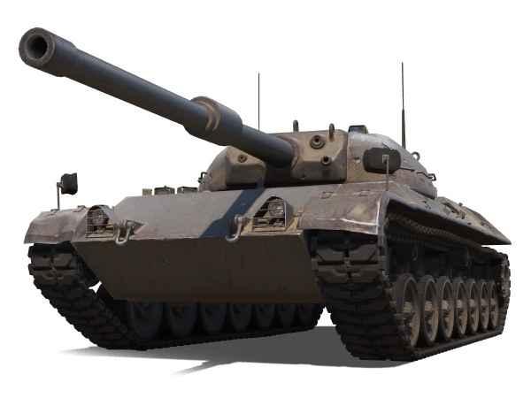 Супертест: ребаланс средних танков Leopard 1, STB-1, AMX 30B