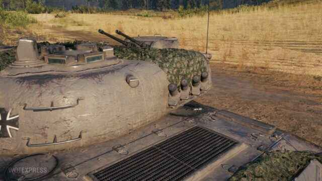 Kampfpanzer 50 t - Наградной Танк 9 лвл за Ранговые Бои