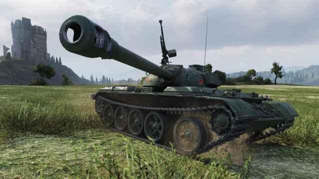T-34-3 - Китайский Прем СТ 8 уровня
