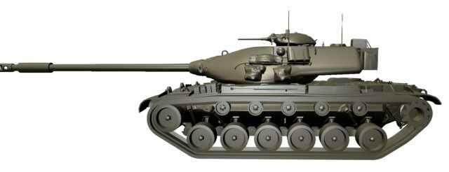 T54E2 - Американский ТТ 8 Уровня