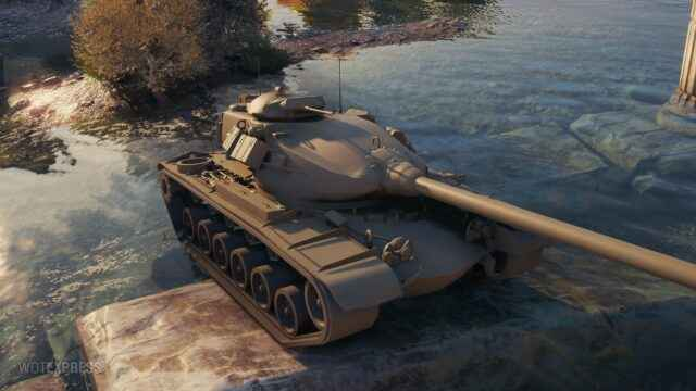 M54 Renegade (T54E2) - Американский ТТ 8 Уровня