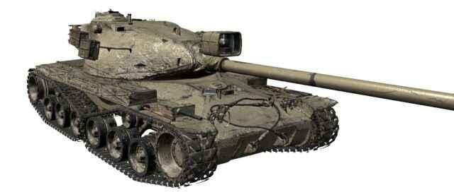 AE Phase I - Наградной Танк за Линию Фронта 9 лвл