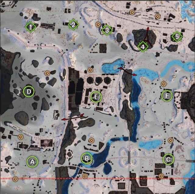 Супертест - Новая Карта для Линии Фронта