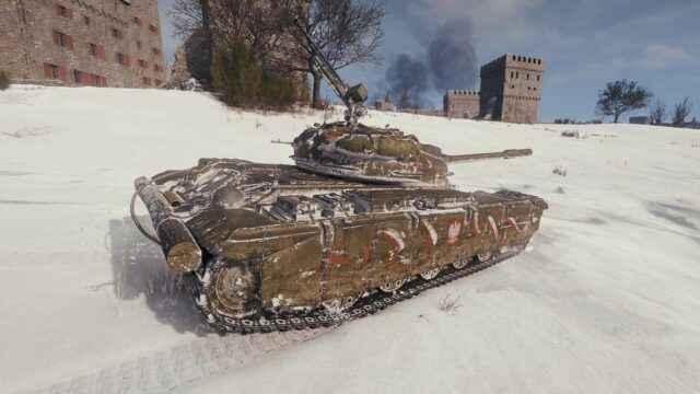 Наборы с премиум танками к «Линии фронта»