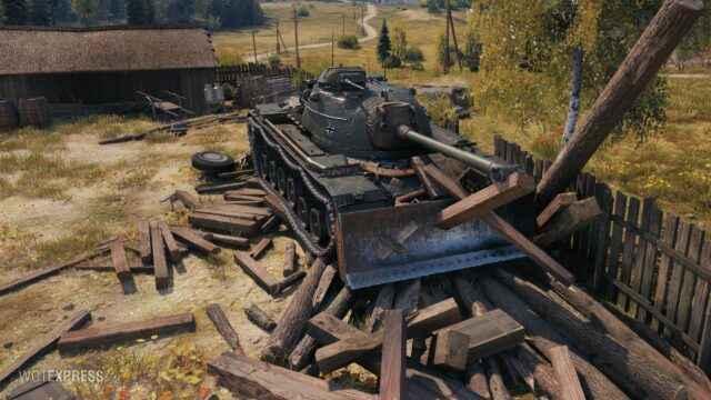 M48A2 Räumpanzer - Немецкий прем СТ 8 уровня