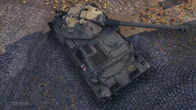 GSOR3301 AVR FS - ЛТ 9 Британии