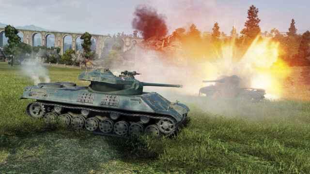 Премиум танк недели: Somua SM