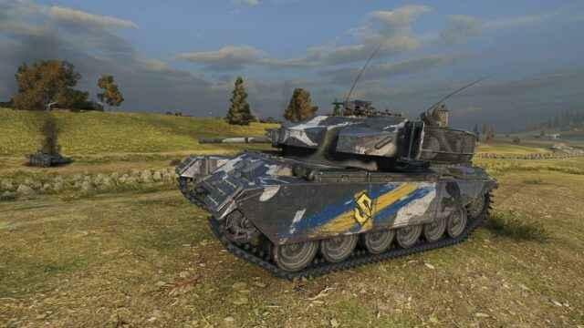 Премиум танк недели: Primo Victoria