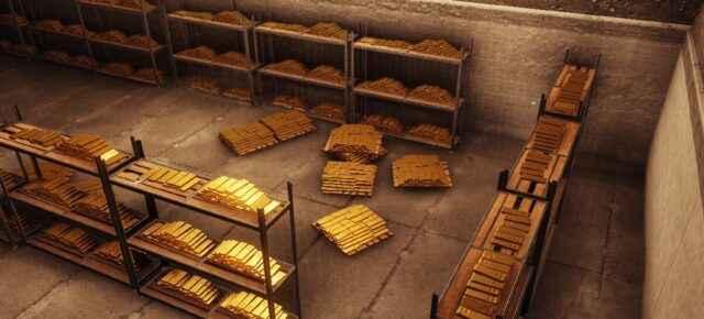 «Крафтверк»: карта, на которой спрятано золото