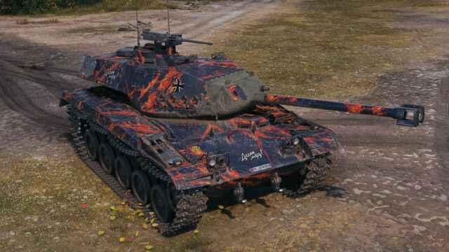 «WG Fest: День танкиста». Пакеты со стилями
