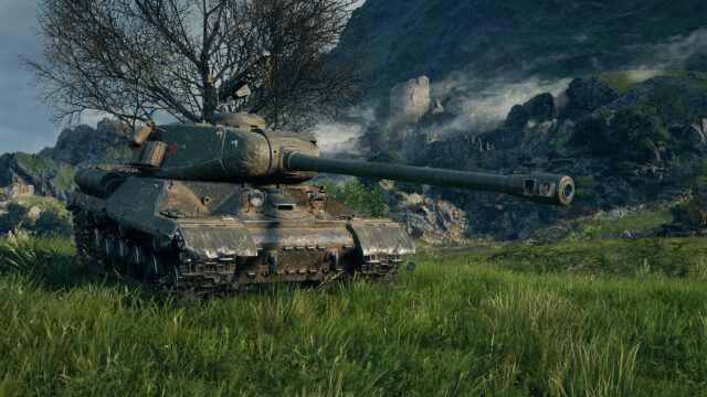 ИС-2М: ТТ-7, СССР, Премиум-танк