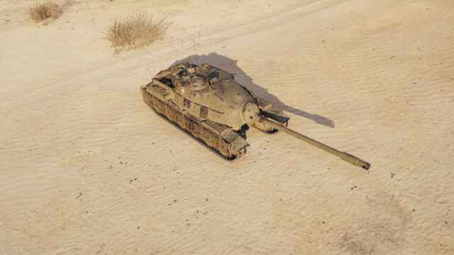 Премиум танк недели: TS-5