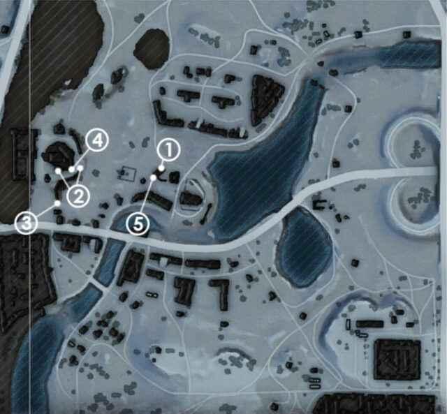 Изменения на карте «Крафтверк»