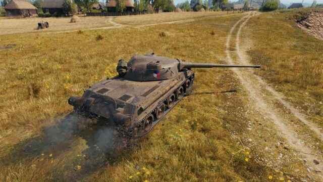 Премиум танк недели: Škoda T 27