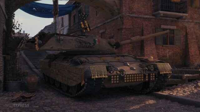 3D-стиль «Аквилифер» на Progetto M40 mod. 65