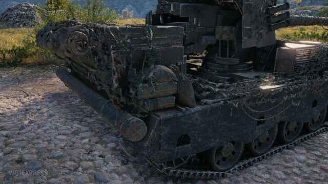 3D-стиль «Алтайский лис» на СУ-130ПМ