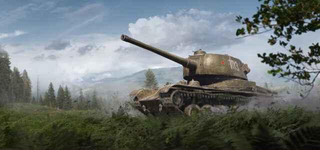 Премиум танк недели: Т-103
