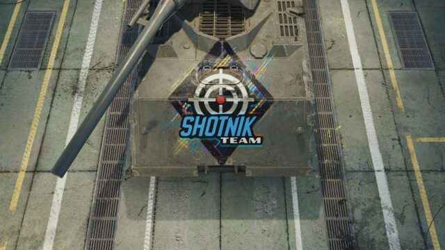 Декаль Shotnik