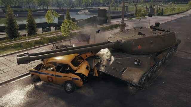 Двуствольные тяжёлые танки скоро в игре!