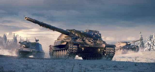 В бой на «Объект 705А», Leopard 1 и WZ-113G FT