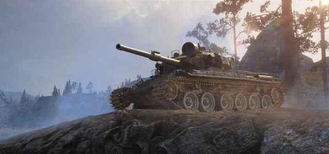 Премиум танк недели: Centurion Mk. 5/1 RAAC