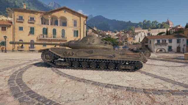 Танк К-91-2: средний танк 9ур., СССР