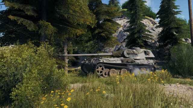 Премиум танк недели: VK 75.01 (K)