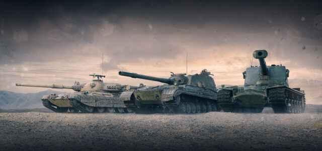 В бой на «Объект 268/4», Progetto M40 mod. 65 и Kranvagn