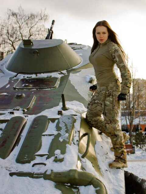 Конкурс «Мисс World of Tanks»