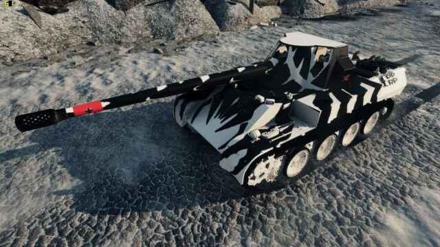 Разница между Rheinmetall Skorpion G и Rheinmetall Skorpion (без G)