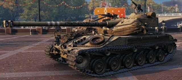 Сборки нового 2.0 оборудования для Средних танков от TaHkucm_AC