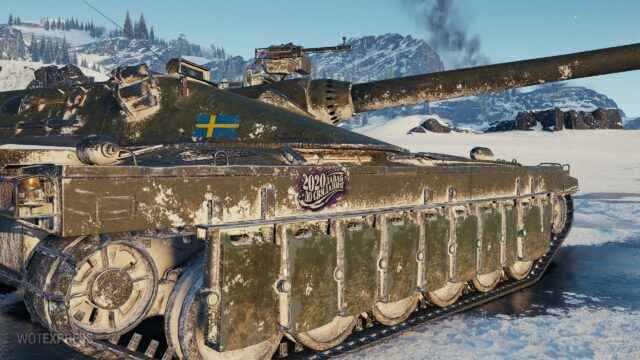 23 набор WOT «Омела» (Charm Collection) за Январь-Февраль 2021 | Twitch Prime/Prime Gaming World of Tanks. Акция: Прямой эфир